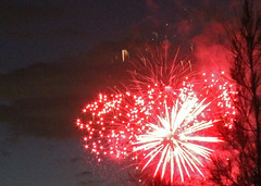 Fireworks (iansand) Tags: fireworks lanecove pyrotechnics boroniapark gladesville carols
