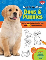 Download [PDF]  Learn to Draw Dogs   Puppies: Step-by-step Instructions for More Than 25 Different (hemlabarku) Tags: download pdf learn