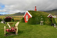 Lindarbakki Icelandic Turf House 3 (Amaury Laporte) Tags: europe iceland borgarfjordureystri lindarbakki turfhouse traditional home history