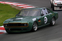 Chris Scragg - Aston Martin DBS V8 (Boris1964) Tags: 2005 heritagegrandtourers brandshatch