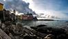 Vernazza e marina (_ Nemo _) Tags: vernazza cinqueterre liguria laspezia landscape seascape panorama photomerge