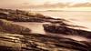 Seas of Gold (918concept) Tags: stavanger norway longexposure ocean rocks cliffs gold warm sony a6000 sigma