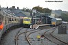 4007 and 22026 at Mallow, 14/10/17 (hurricanemk1c) Tags: railways railway train trains irish rail irishrail iarnród éireann iarnródéireann 2017 caf mark4 intercity 4007 1020corkheuston mallow