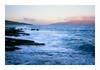 Korfu Sunrise - Velvia 50 (magnus.joensson) Tags: albania saranda sarandë sunrise sea contax t2 fuji velvia 50 24x36 e6