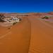 Namibian sand dune