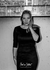 Kim 10 (M van Oosterhout) Tags: model photoshoot fotoshoot parking parkeergarage garage modeling posing female girl woman modelphotography style sexy