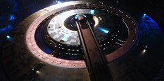 USS Discovery NCC-1031 (Guardian Screen Images) Tags: uss discovery star trek ncc1031 1031 ncc starship spaceship space ship vessel starfleet 2017 tv series show crossfield class 2256 spore drive saucer section