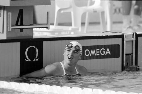 046 Swimming EM 1991 Athens