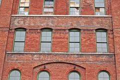 Wholesale Groceries, Binghamton, NY (Robby Virus) Tags: binghamton newyork ny upstate wholesale groceries brick building warehouse abandoned business industry industrial