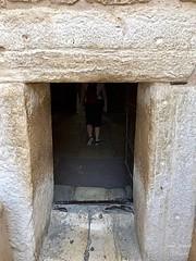3 - Bejárat A Születés templomába / Vchod do Baziliky Narodenia Pána