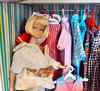 MY CHRISTMAS PRESENT TO MYSELF (ModBarbieLover) Tags: doll fashion sears exclusive toy house 1965 deluxe barbie vintage american girl glitter blonde wardrobe clothes