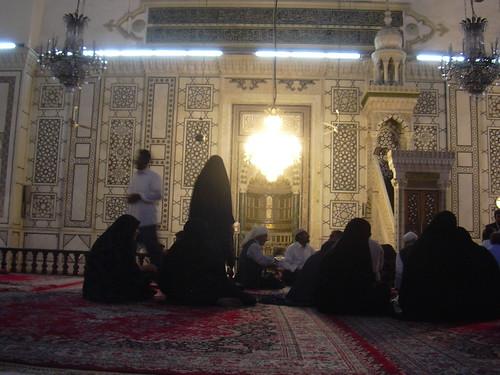 Damaskus, Omayadenmoschee, Mihrab