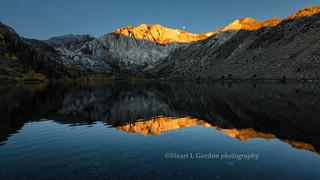 First Light on the Sierra