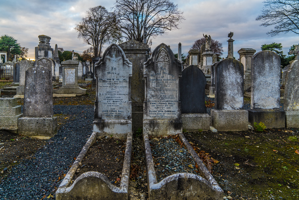 MOUNT JEROME CEMETERY IS AN INTERESTING PLACE TO VISIT [IT CLOSES AT 4PM]-134290