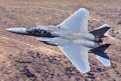 F-15C Eagle 'DOG01' I 85-0129/CA I 144th FW, Californian ANG, Fresno (MarkYoud) Tags: rainbow canyon star wars jedi transition nevada death valley sidewinder low level military fast jet