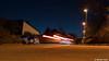 Blue hour road encounters (mm18965) Tags: ulm badenwürttemberg deutschland deu dmcg6 eselsberg lumixgvario14140mmf3556 lumix14140mm panasonic night nacht nightshot lights lichter bluehour langzeitbelichtung