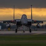 493rd FS F-15C 86-0165 LN 48th FW thumbnail
