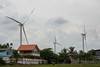 The Theppana Wind Farm in Chaiyaphum City in Chaiyaphum province (Asian Development Bank) Tags: energy thailand cleanenergy privatesector renewableenergy rural ruralareas towns villages windenergy windpower windturbine windmill windmills chaiyaphumcity chaiyaphumprovince tha