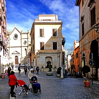Tivoli, Lazio, Italia