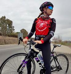 Alba Álvarez Team Clavería 6
