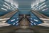 U-Bahn-Station Überseequartier, Hafencity, Hamburg, Germany (Chiller_46) Tags: ubahn station subway hamburg germany hafencity überseequartier architektur ultraweitwinkel ultrawide linie u4