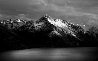 Alpine landscape. NZ