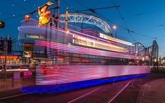 Speed of Light (Starman_1969) Tags: tram blackpool heritage transport