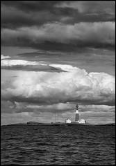 Faerder Lighthouse (Davidap2009) Tags: lighthouse seascape norway nikond800 nikon2470f28gedifafs blackwhite