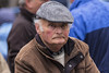 The questioning look (Frank Fullard) Tags: frankfullard fullard colour color cap tweed blue candid street portrait irish ireland look eyecontact gaze question ballinasloe fair horsefair rain wet solemn serious complexion