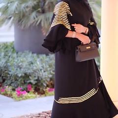#Repost @flooosha with @instatoolsapp ・・・ Golden and black ✨ #abayas #l4l #intm and (subhanabayas) Tags: ifttt instagram subhanabayas fashionblog lifestyleblog beautyblog dubaiblogger blogger fashion shoot fashiondesigner mydubai dubaifashion dubaidesigner dresses capes uae dubai abudhabi sharjah ksa kuwait bahrain oman instafashion dxb abaya abayas abayablogger