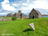 Scotland (United Kingdom): Iona island in the Inner Hebrides: Iona Abbey (mariofalcetti) Tags: unitedkingdom scotland hebrides iona isola island monument abbazia abbey monumento sea mare