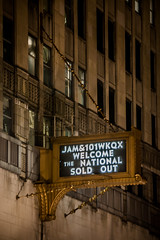 Civic Opera House (Chicago) Marquee (Joshua Mellin) Tags: civicoperahouse thenational marquee chicago classic history historical concert music live street sign indie 101wkqx wkqx 101 q101 radio opera operahouse mattberninger tour 2017 sleepwellbeast american mary americanmary americanmarycom loop downtown travel joshuamellin wwwjoshuamellincom joshuamellincom joshua mellin josh joshmellin photographer photography photo photos pic pics picture pictures sony sonyalpha writer journalist corespondent traveling best 2018 guide forlicense license allrightsreserved 18 tourism instagram socialmedia social media forhire spotify applemusic jobs apple mac