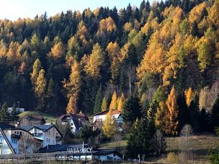 Autumn in Low Tatras