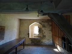 Inside Stokesay Castle -- photo 2 (Dunnock_D) Tags: uk unitedkingdom britain england shropshire stokesay castle inside interior room stone