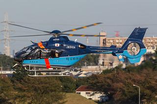 JA310A, Eurocopter EC-130 Saitama Police @ Iruma RJTJ
