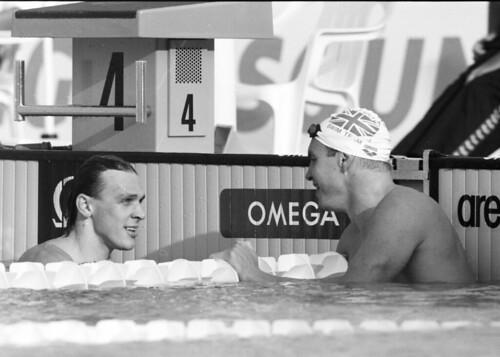 027 Swimming EM 1991 Athens