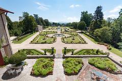 ARNAGA JARDIN-003 (MMARCZYK) Tags: villa arnaga france pays basque jardin ogrod 64 pyrénéesatlantiques nouvelleaquitaine cambolesbains à la française