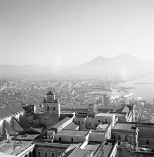 The view from Castel S. Elmo [Napoli 2017 #7] - Aka