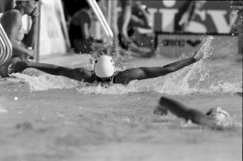 240 Swimming EM 1991 Athens