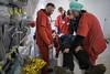 Modex: Civil Protection Exercise (EU Civil Protection and Humanitarian Aid) Tags: revinge sverige civilprotection exercise eucpm dgecho europeancommission europeanunion eucivilprotectionmechanism eucivilprotection modex sweden europe clinic tent medicalresponse medics injury