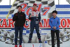 20171119CC6_Podium-164 (Azuma303) Tags: ccbync30 2017 20171119 cc6 challengecupround6 newtokyocircuit ntc podium チャレンジカップ チャレンジカップ第6戦 表彰式