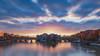 Paris, ville de Lumière. (M@nphotto) Tags: paris pont arts amoureux lover sunrise des aube lumière nisi filtre nd gnd notredame quai de seine bateau cité ville