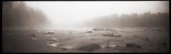 ONDU Super Fog (DRCPhoto) Tags: ondu ondurama 6x17 pinhole lenslessphotography kodakbw400cn 120film cheatriver westvirginia