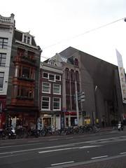La Tradizione e il Nuovo (StefaniaLeoni) Tags: amsterdam olanda netherland muro wall casa house legno wood