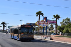 Las Vegas RTC 992 (SouthDorsetTransportPhotos) Tags: las vegas rtc nevada new flyer vehicle outdoor bus buses