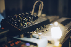 Moog Mother 32 (Lance Camp) Tags: moog mother 32 analog synthesizer east coast nikon d610 50mm f14 music gear