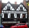 [56045] Derby : 18 Friar Gate (Budby) Tags: derby derbyshire 17thcentury timbered friargateconservationarea