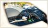 view (Leonard J Matthews) Tags: mirror vision view motorbike handle mythoto controls australia