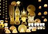 Leuchten und Lampen zur Weihnachtszeit (dl1ydn) Tags: lamp lampen leuchten weihnachtsmarkt lübeck dl1ydn sony nex6 altglas cmount christmas som