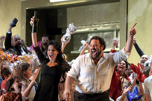 Your Reaction: What did you think of <em>Cavalleria rusticana / Pagliacci</em> 2017/18?